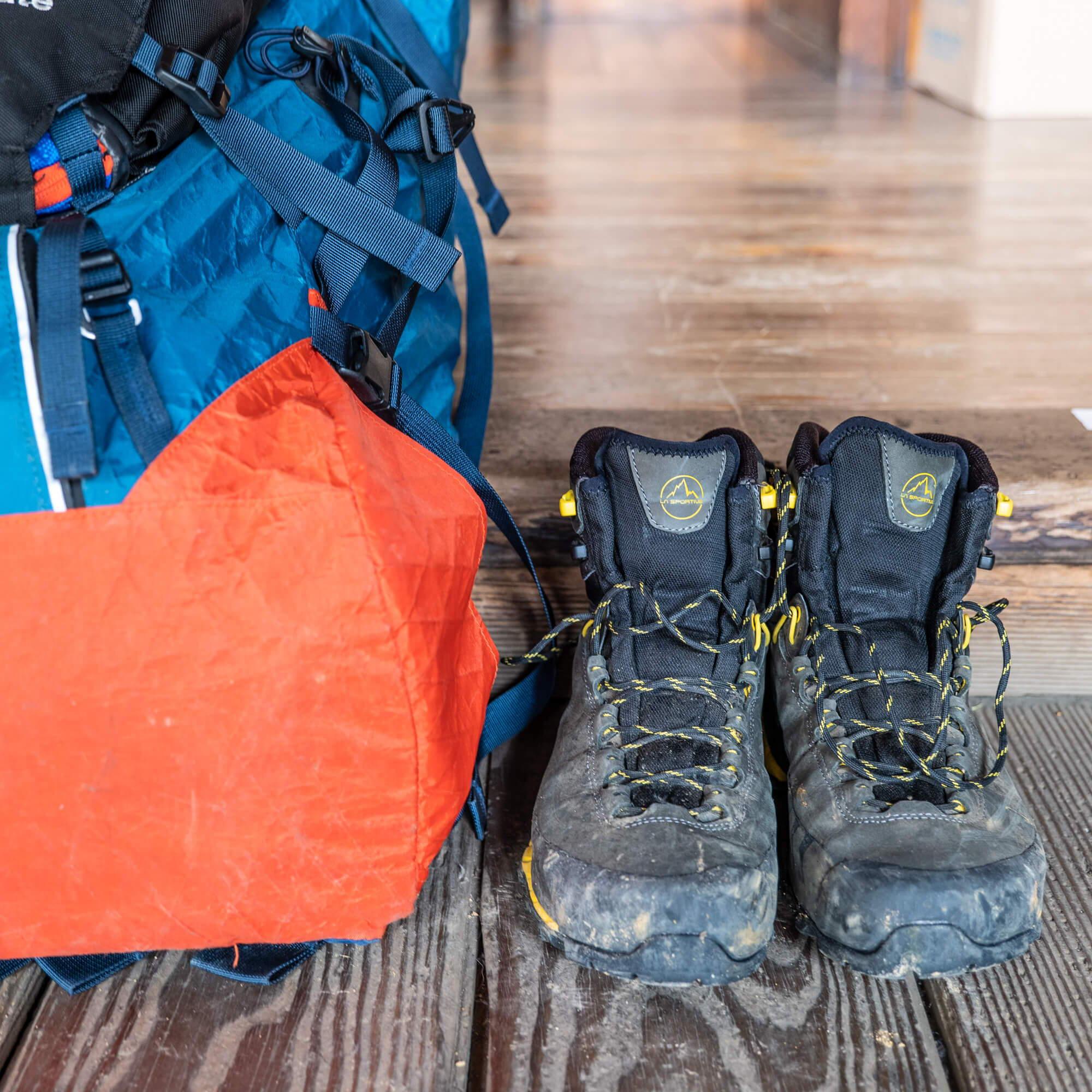 登山にも使える!LA SPORTIVAの「アプローチシューズ」&「トレイルランニングシューズ」