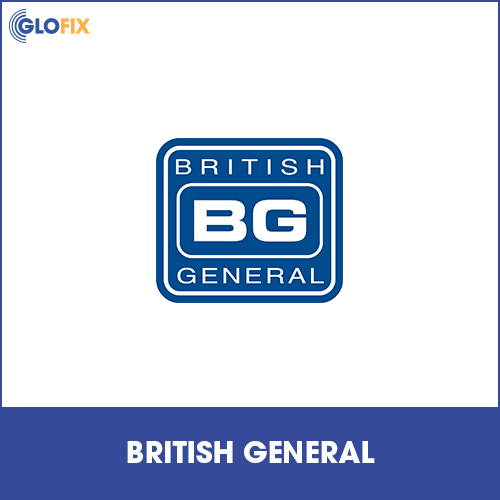 British general collection at GloFix