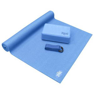 EVERLAST Set Completo para Yoga 3 Piezas, Yoga Kit