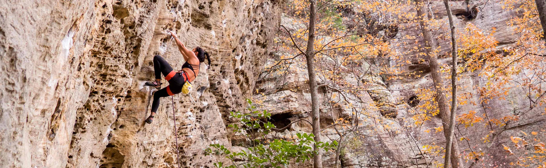 Sattva Climbing | Zoé Desjardins