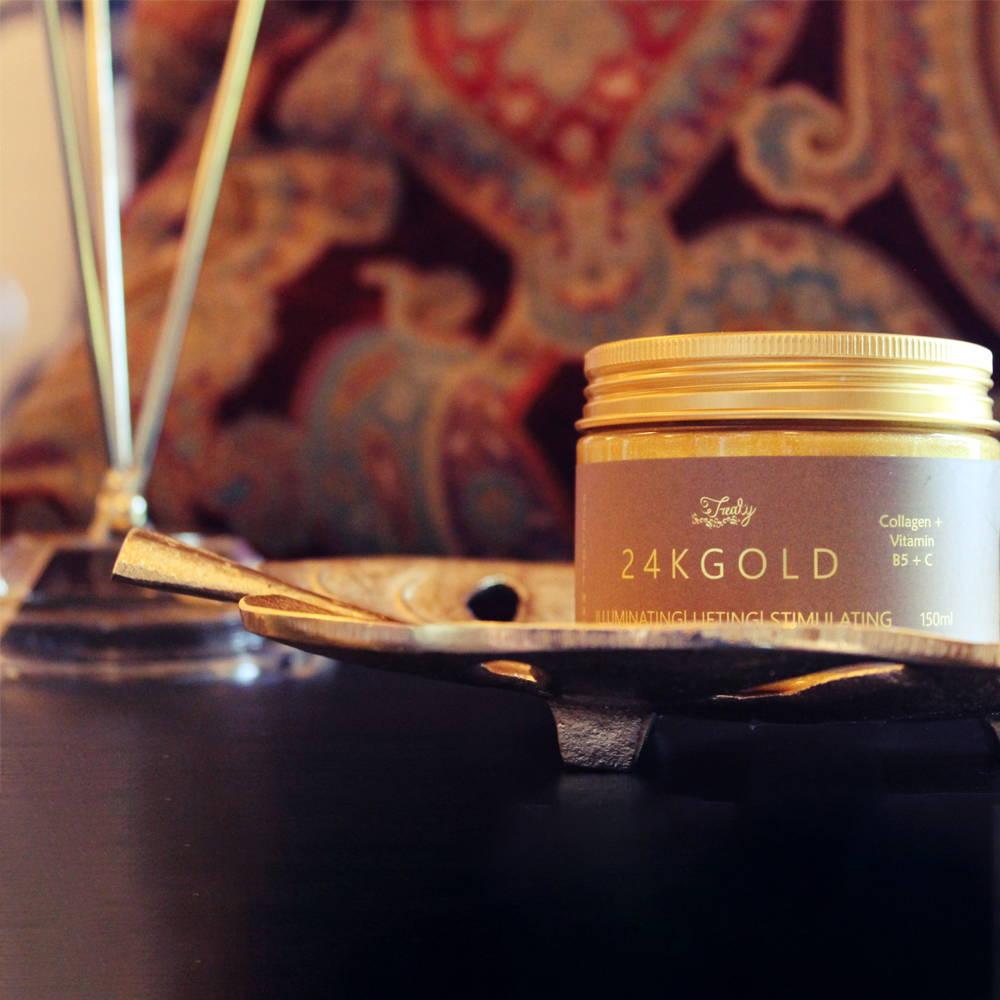 Treaty 24K Gold Collagen Peel off face mask