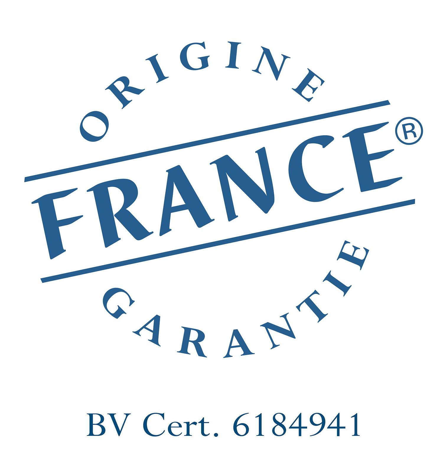 Popee label Origine France
