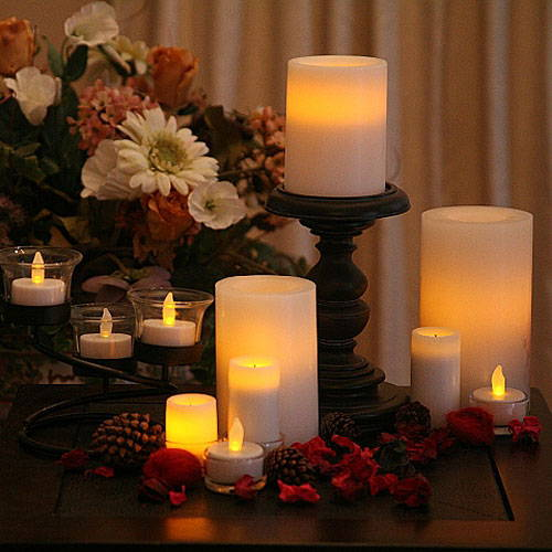 Battery Operated Flameless Candles