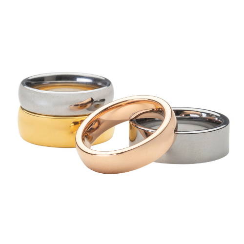 men's wedding band home try-on