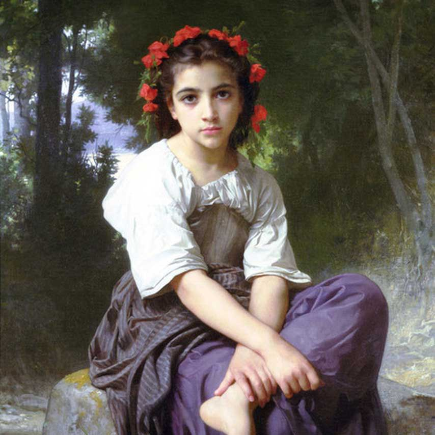 William Adolphe Bouguereau Art