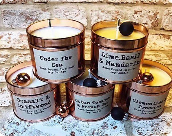 The Rhubarb Candle Company