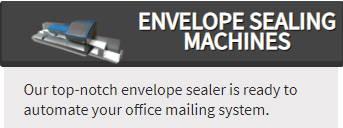 Envelope Sealing Machine