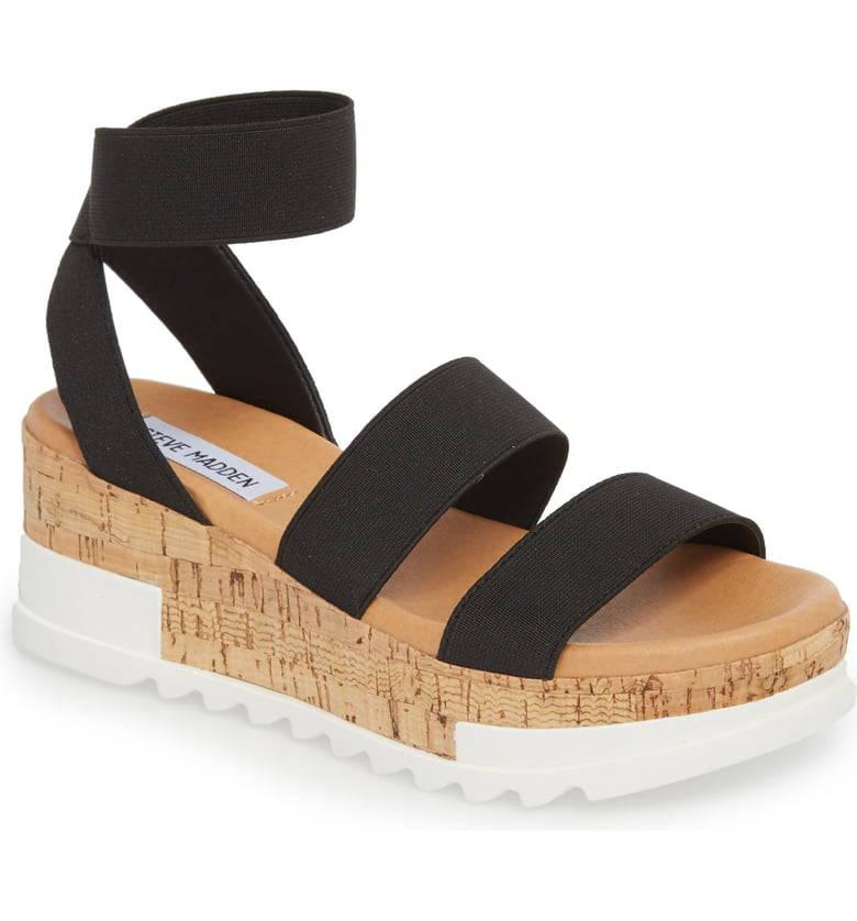 Bandi Platform Wedge Sandal $79.95