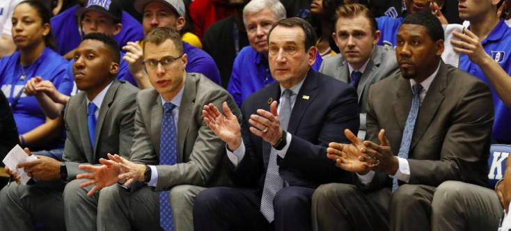 Assistant Coaches in Basketball