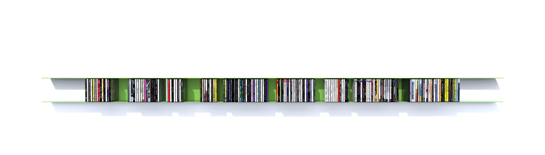 longue etagere CD
