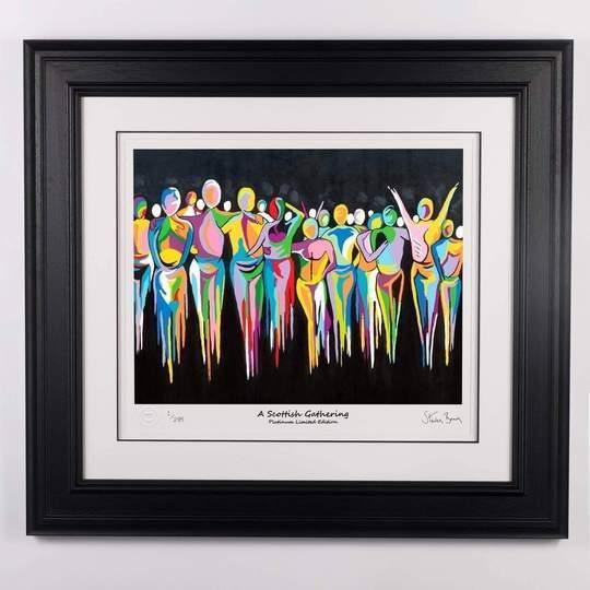 Steven Brown Abstract Art