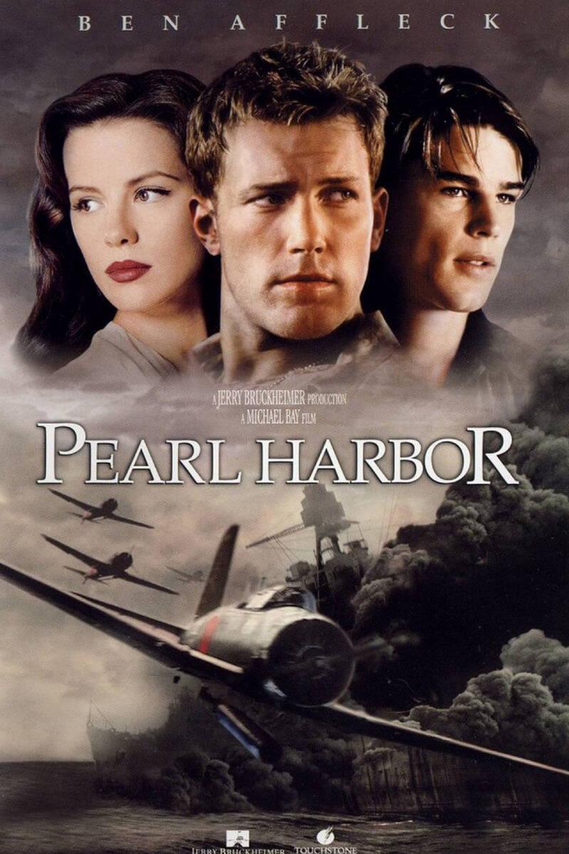 patriotic 4th of july movie Pear Harbor
