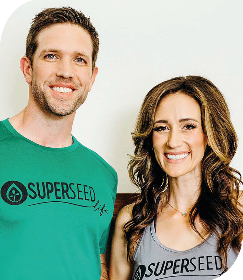 superseed life lindsey crouch daniel crouch