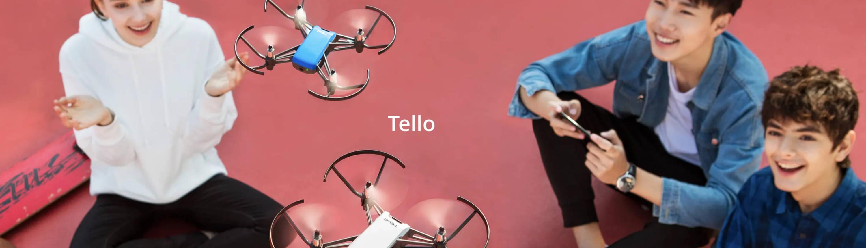 Dr Drone Tello