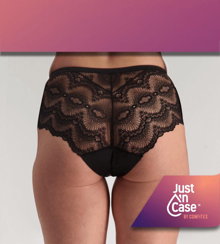 Shop Just'nCase period underwear - 5 Super Tampons Worth!