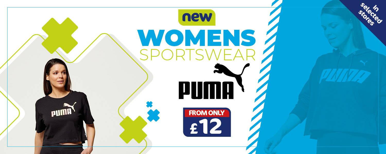 Women's Sportwear by Puma