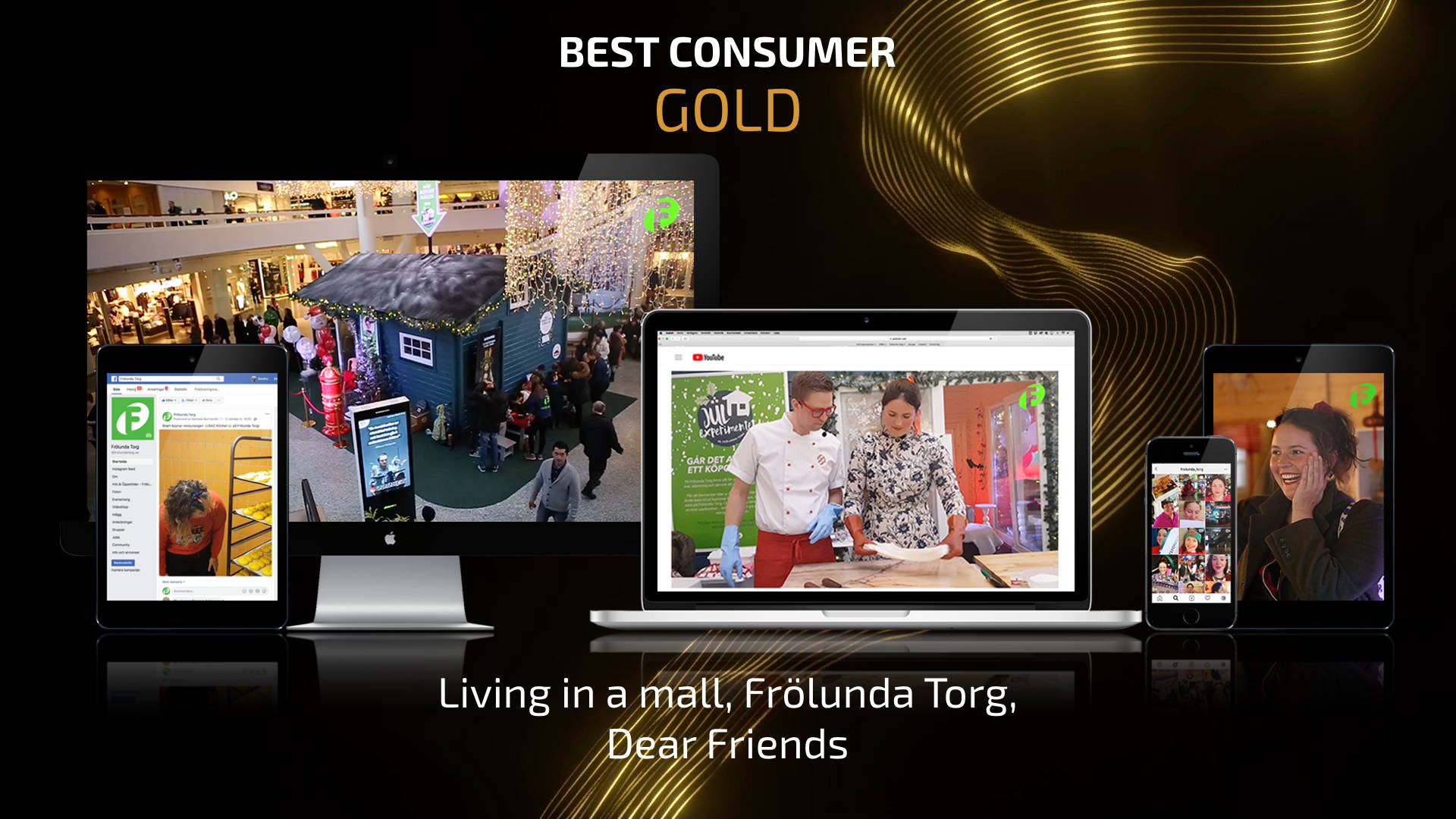 Best Consumer - Gold