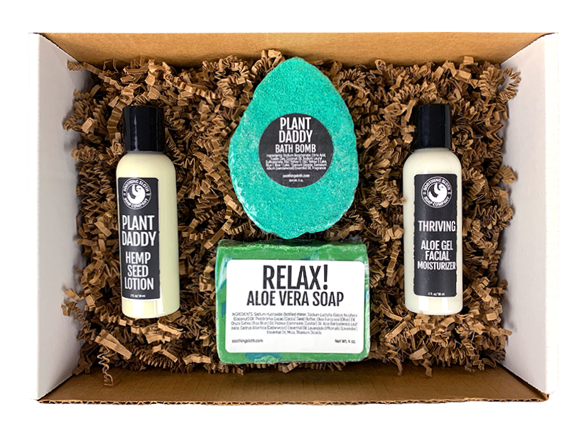 Plant Daddy Gift Set