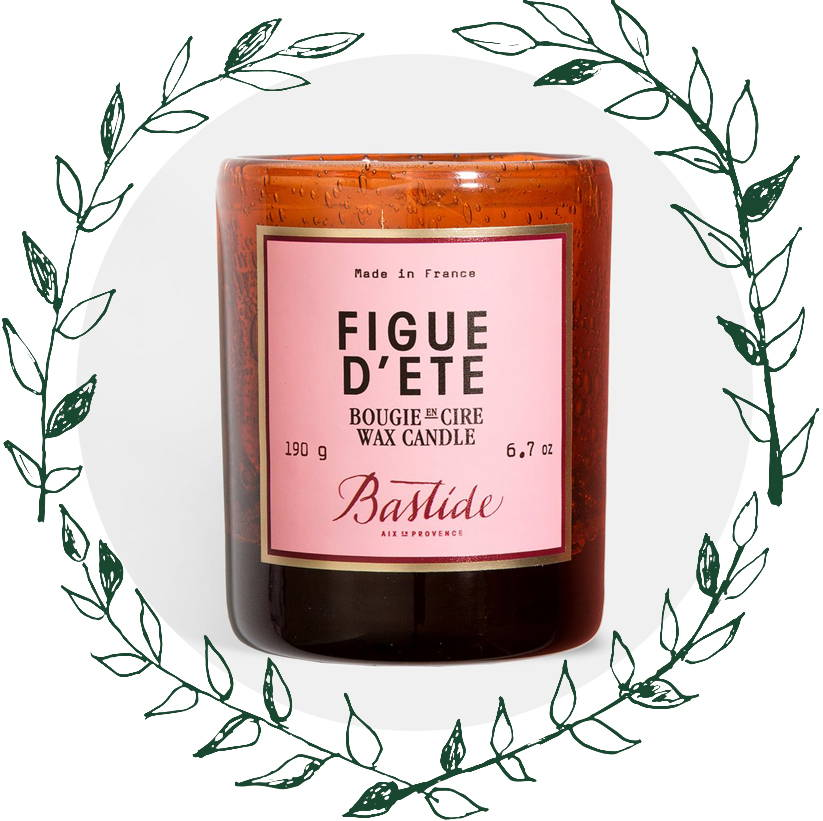 Bastide Figue D'Ete Candle