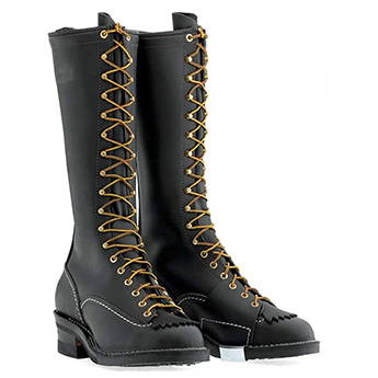 image of Wesco 16 Inch Highliner Boots