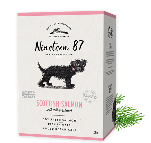 Nineteen 87 Scottish Salmon Pack Shot