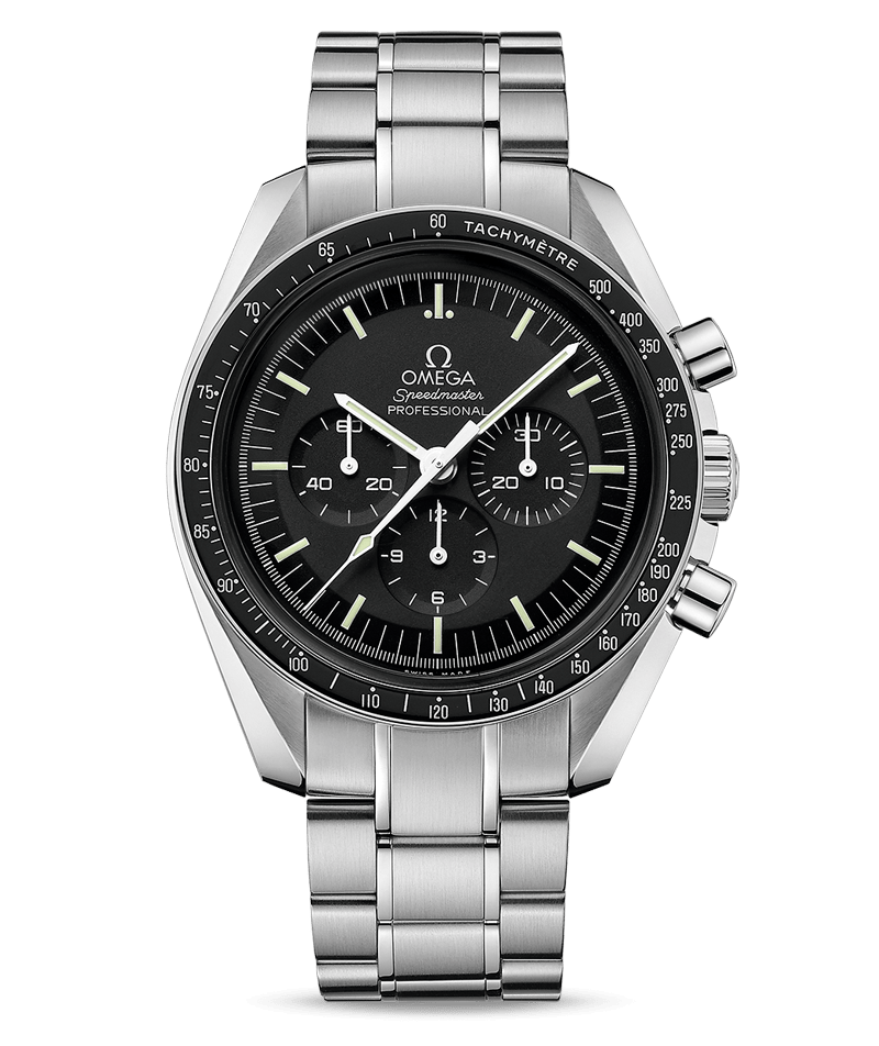 Omega Speedmaster Moonwatch Professional Chronograph 33mm Timepiece