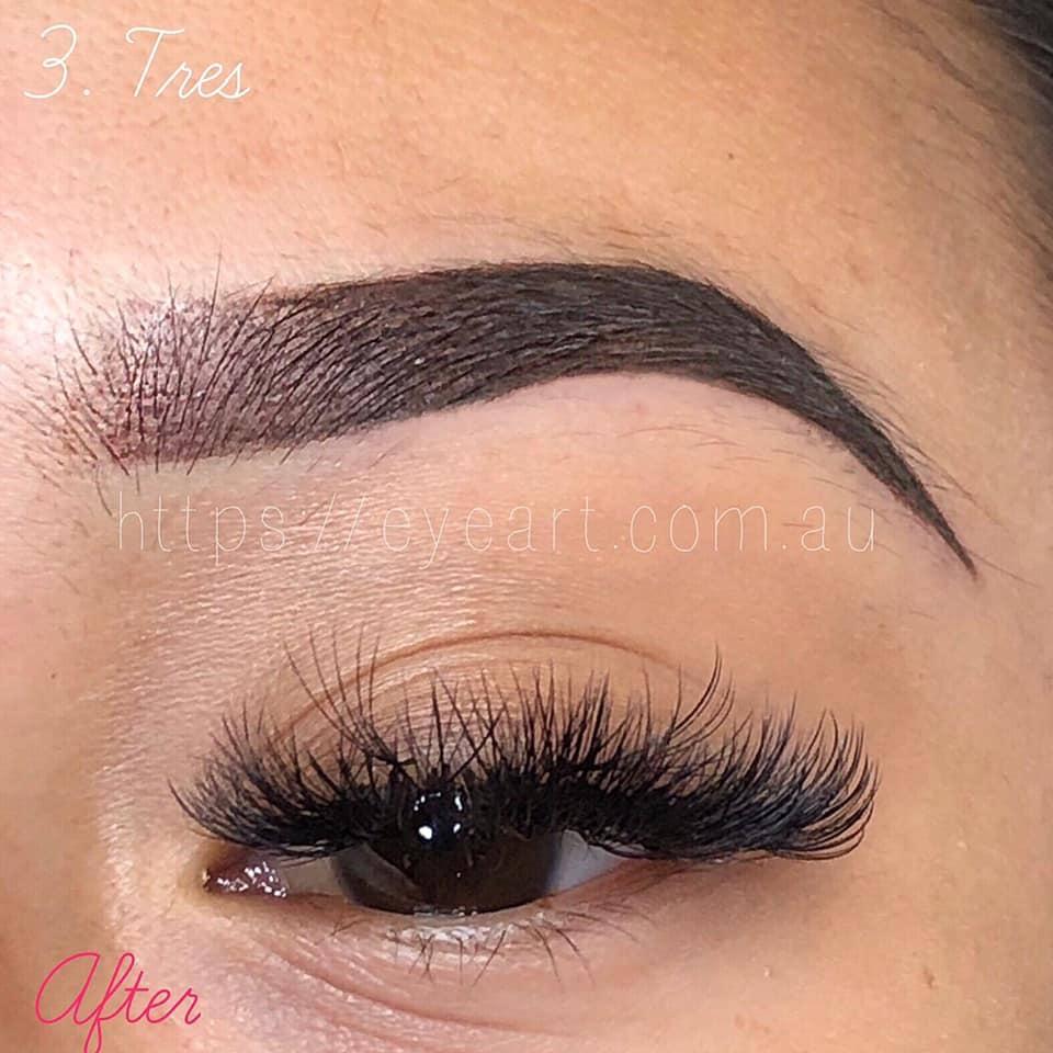 Ombre' Eyebrow Tattoo