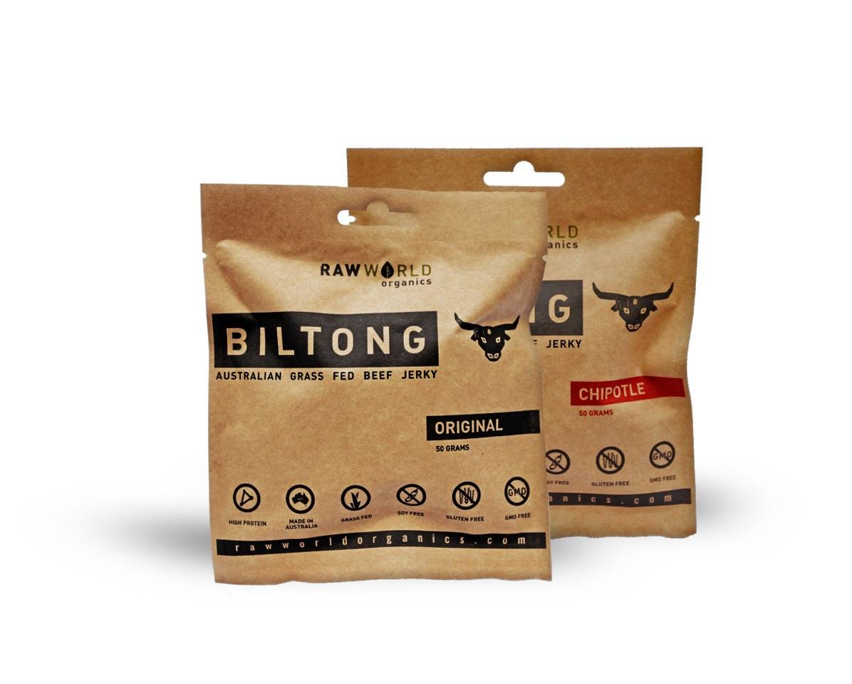 Raw World Biltong