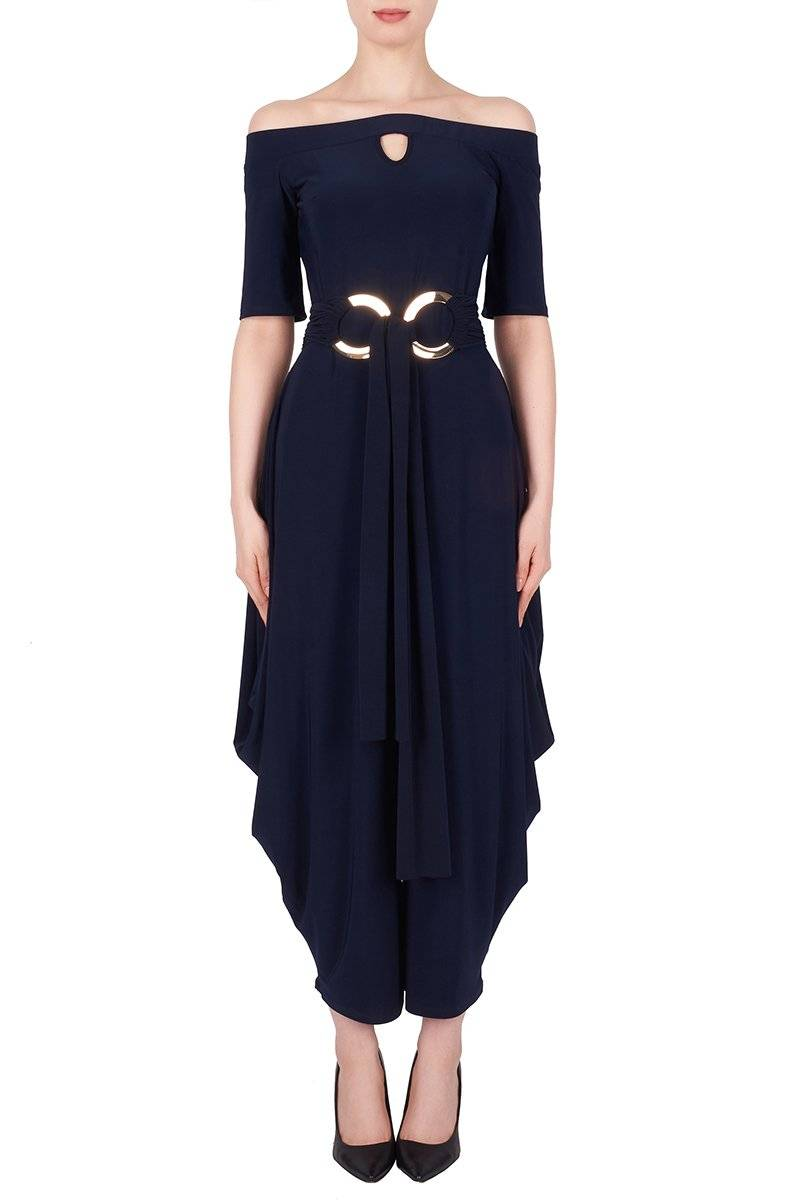 Navy Ring Jumpsuit 191051