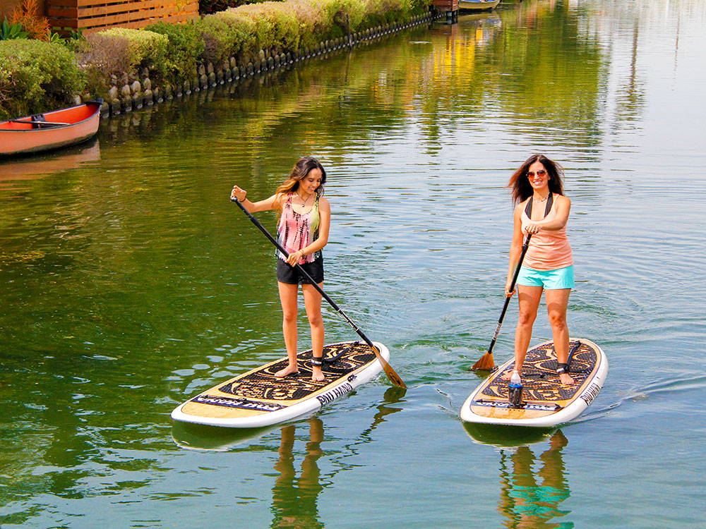 The most popular all around stand up paddle board