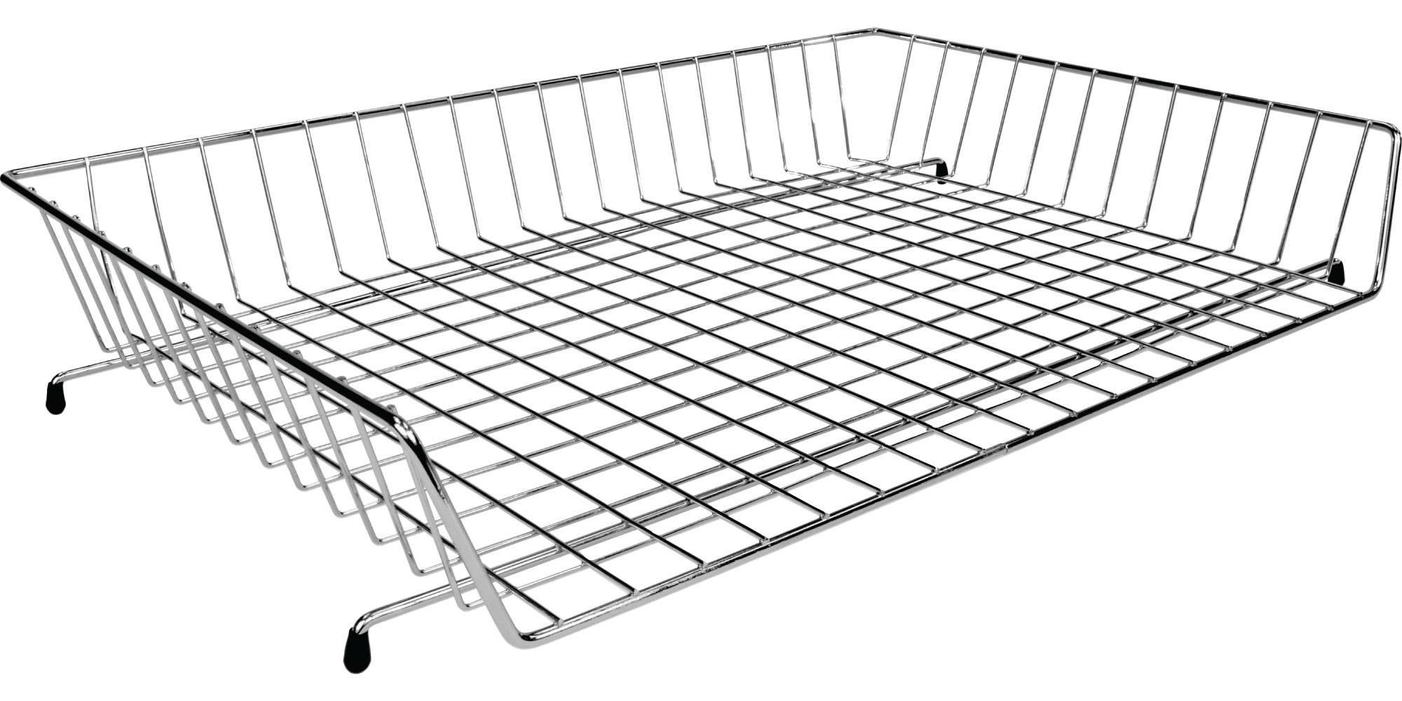 Fabulous 11X17 Wire Basket Desk Trays For Office Organization Interior Design Ideas Grebswwsoteloinfo