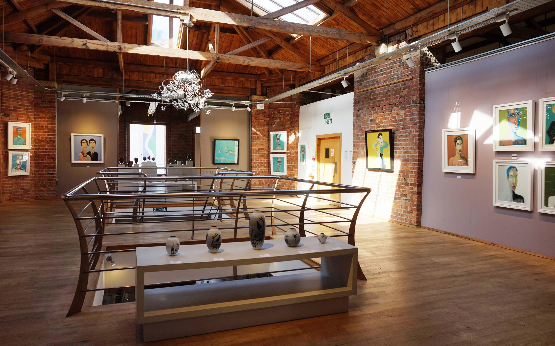 Alvarez Auto Sales >> Welcome to The Biscuit Factory | Independent Art Gallery ...
