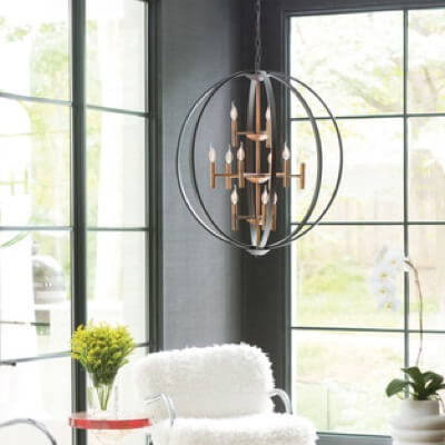 Hinkley Chandeliers