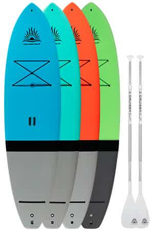 Cruiser SUP Escape stand up paddle board package
