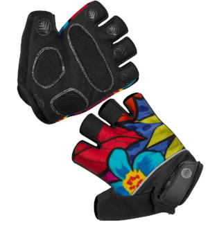 Tropical Cycling Gloves