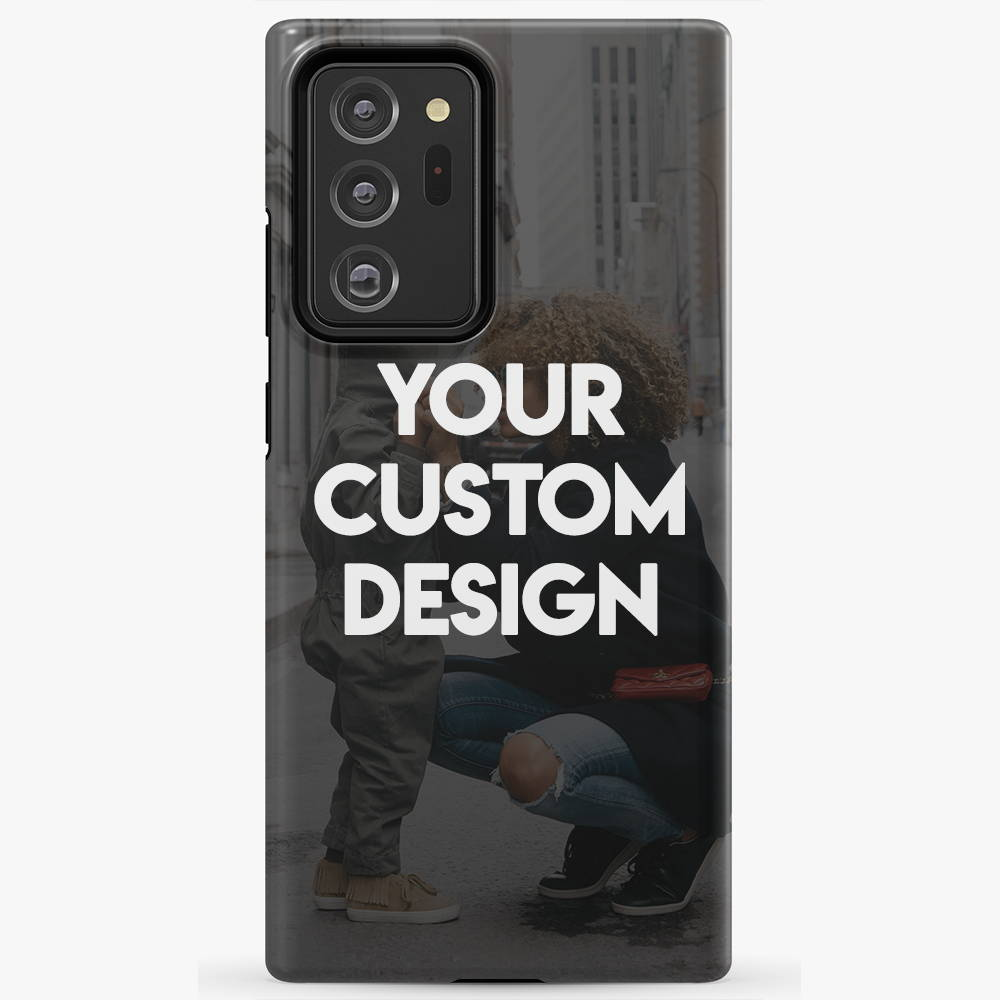 Custom Galaxy Note 20 Ultra Extra Protective Cases