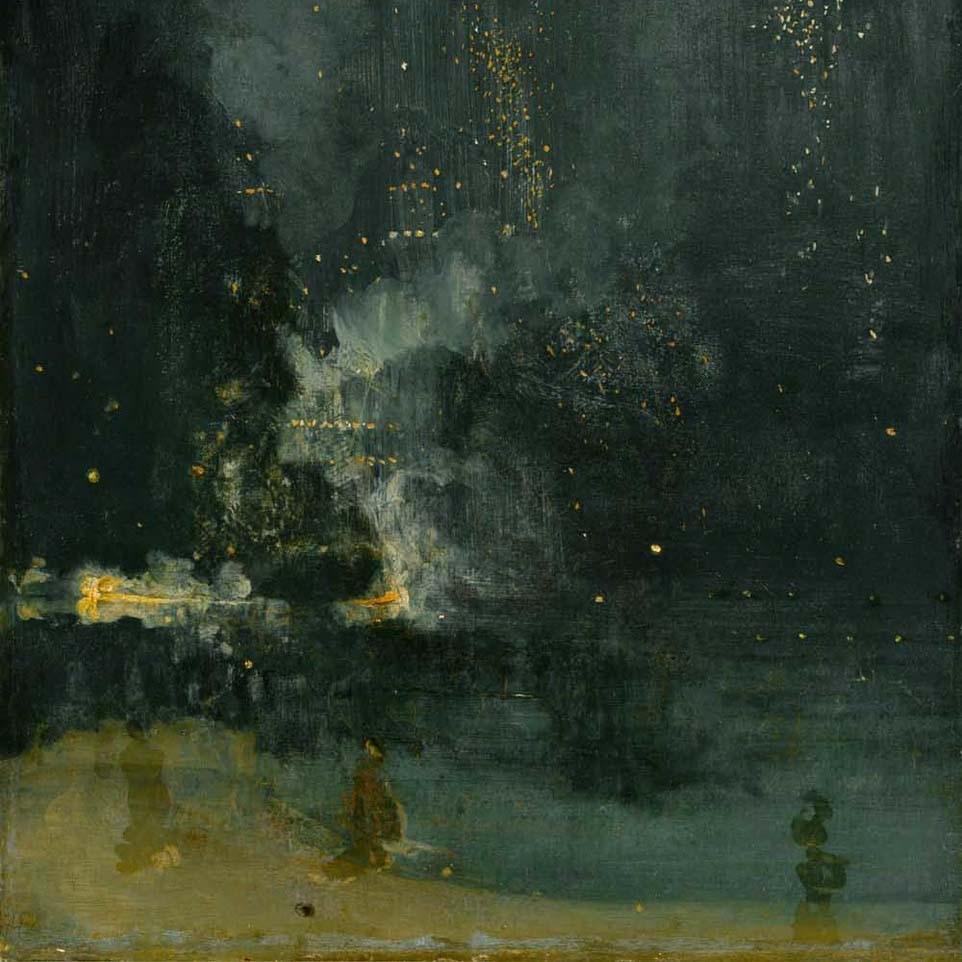 James Abbott McNeill Whistler Art