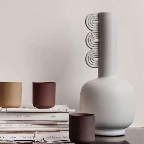 Ferm Living Clio Muses Vase