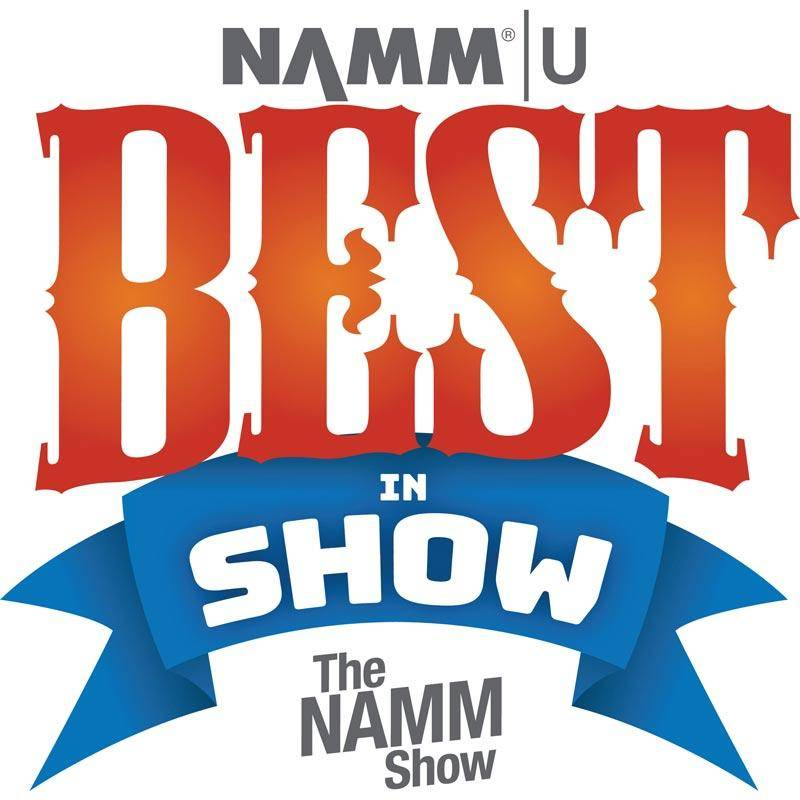 Best In Show NAMM 2019 Award to Key Leaves