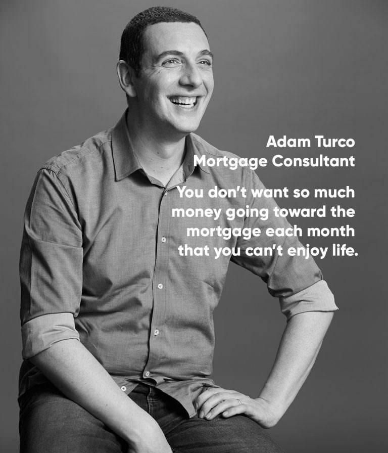 Adam Turco, Mortgage Consultant