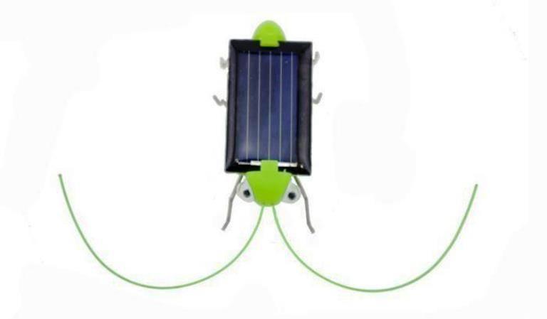 cigarra energia solar
