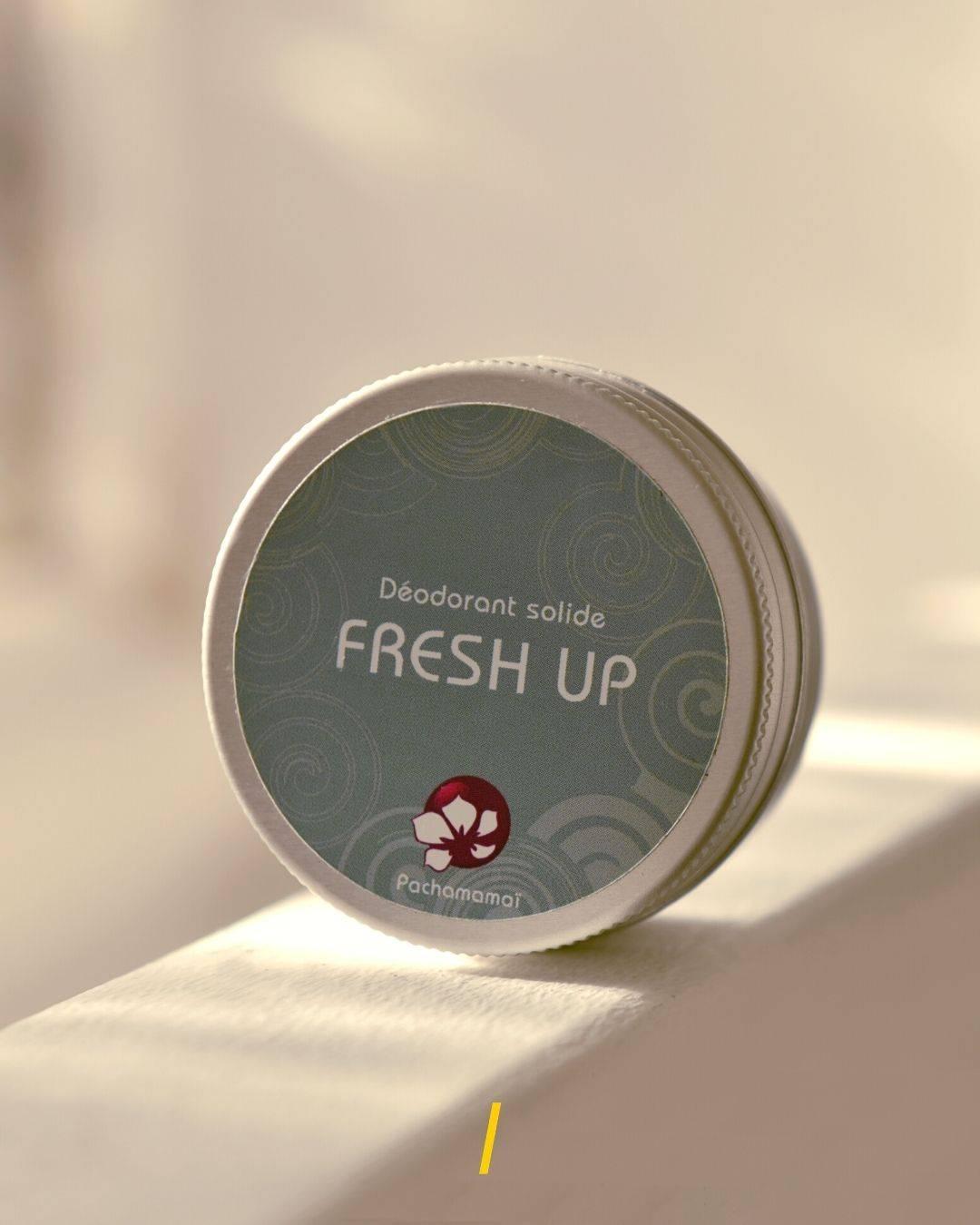 Le deodorant solide Fresh'up - Pachamamai