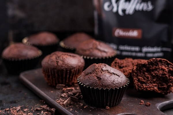 Low Carb Muffins bei nu3