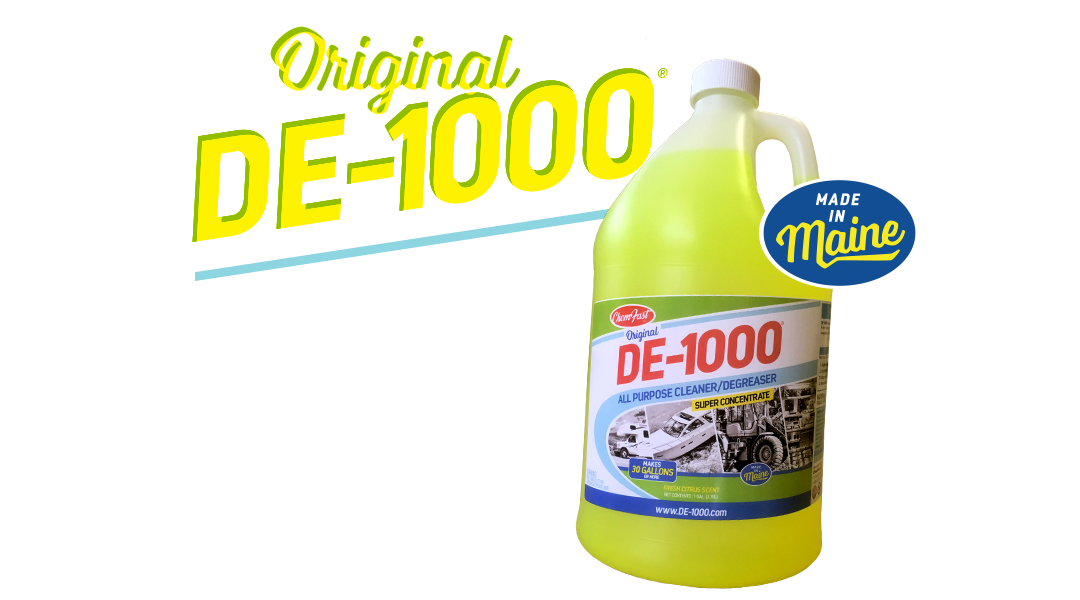 DE-1000 Banner