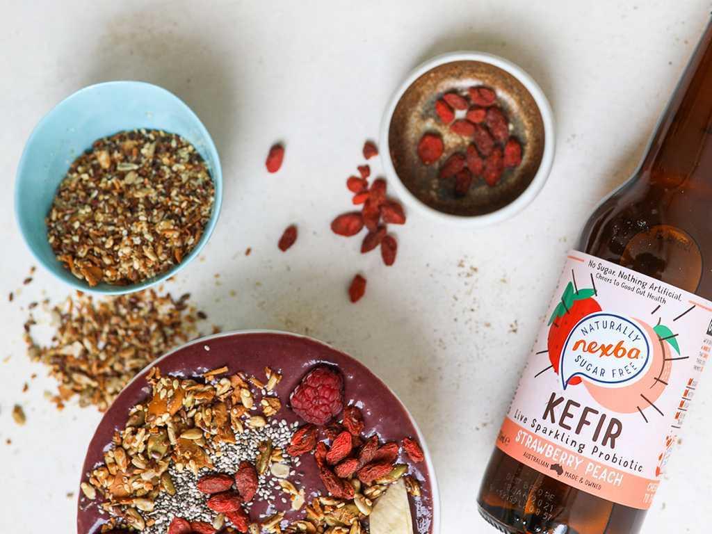 kefir on adkins diet?