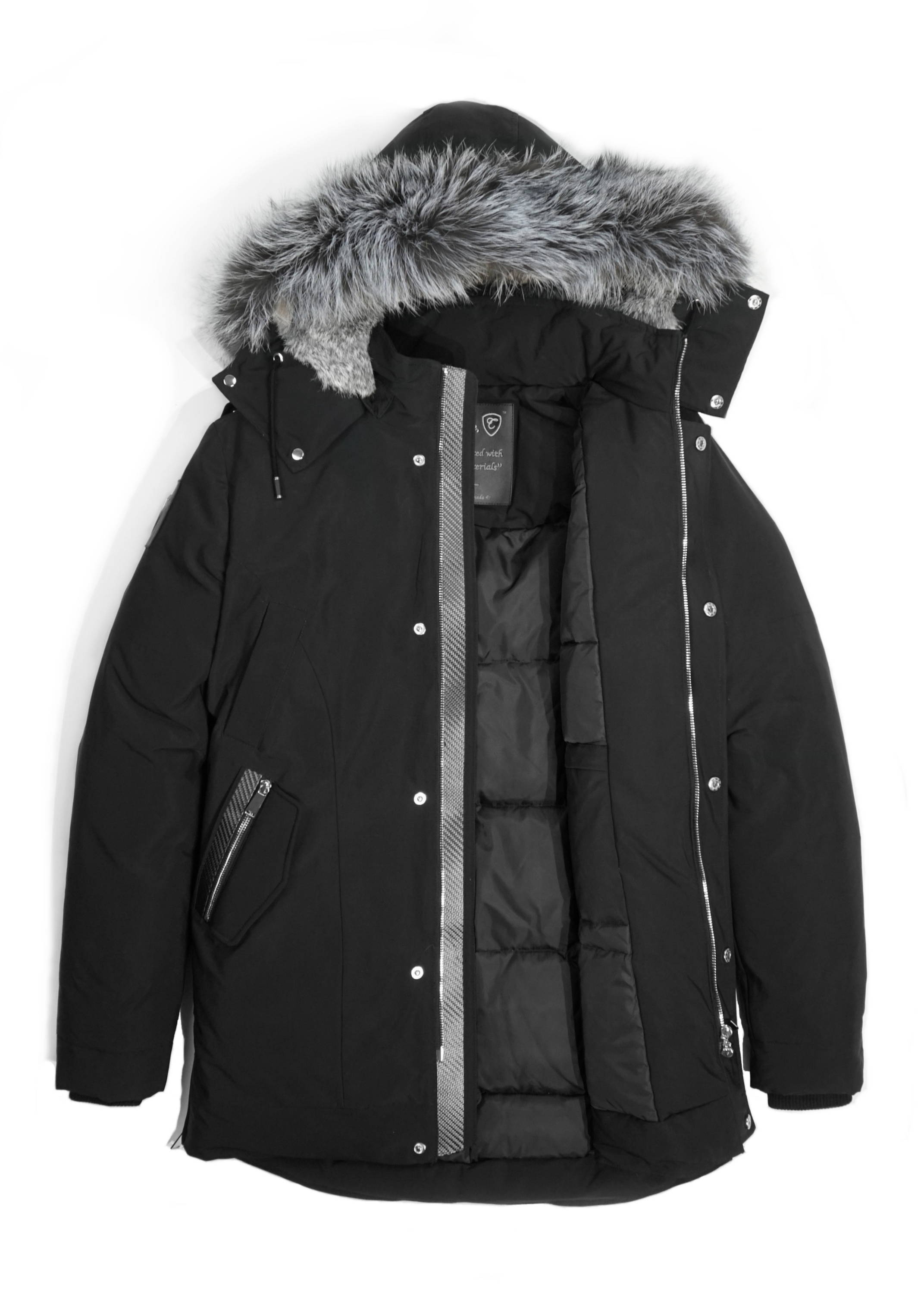 Carbonesque mens Orion parka