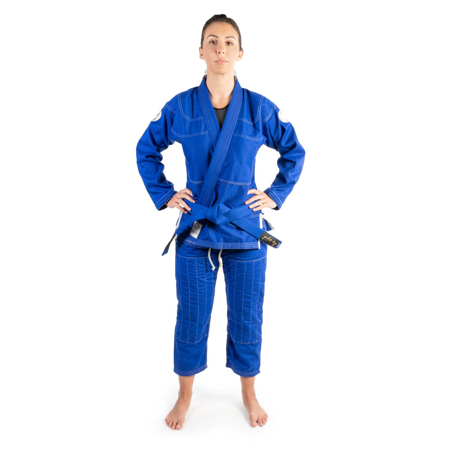 Royal Blue Women's Gi
