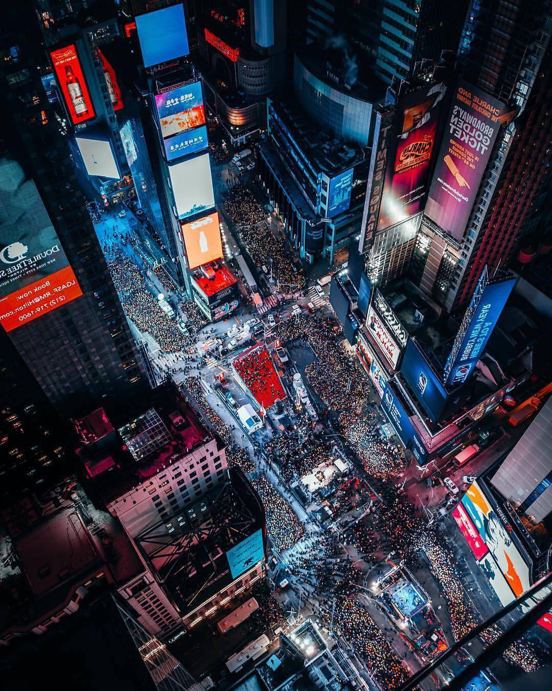 Silvester Nach New York