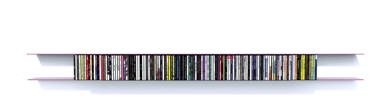 CD: [ L ] RAL 4006 - Longueur de 1,70 m violet
