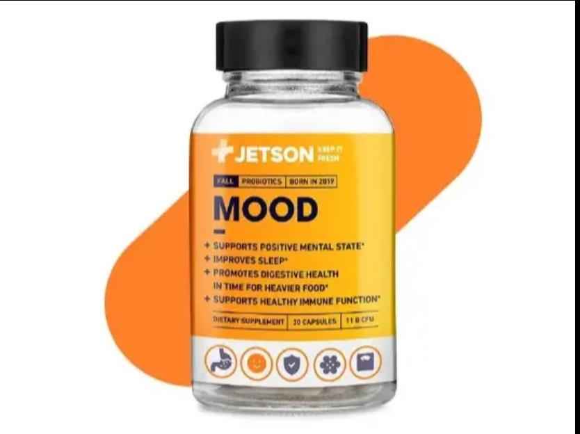 Jetson Mood Probiotic for Fall Season
